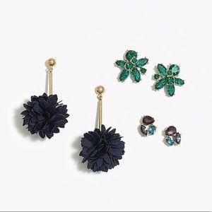 J. Crew Earrings Set ✨